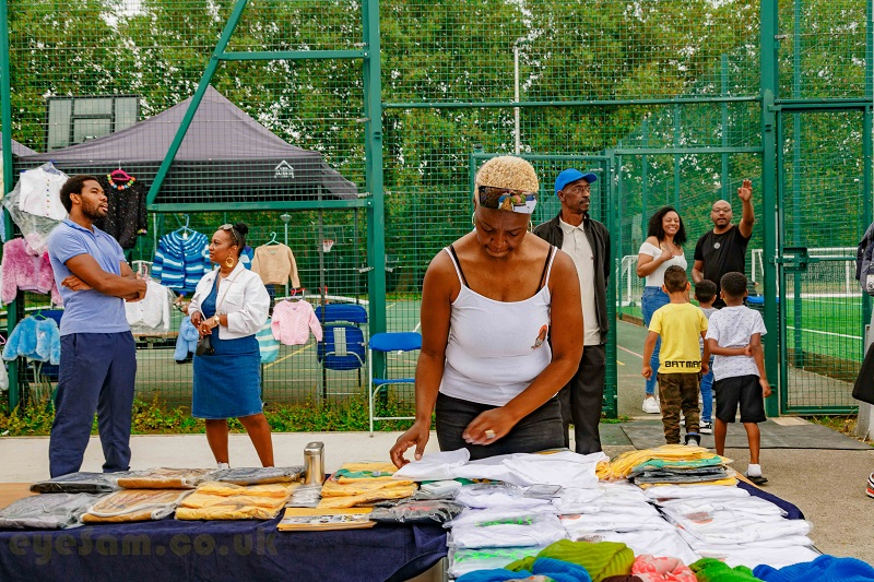 Stonebridge Residents enjoy Family Fun Day