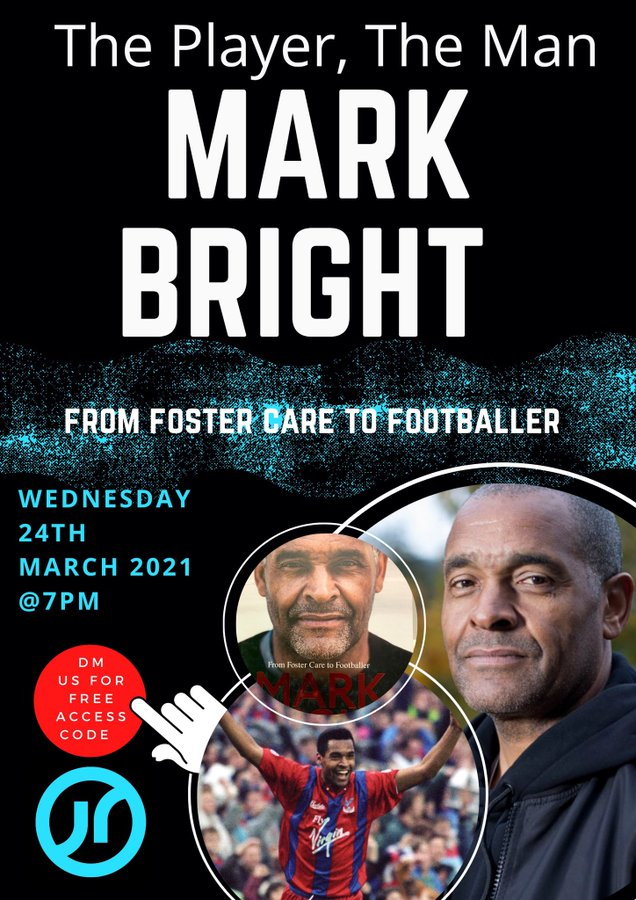 From Foster Care to Footballer – Mark Bright
