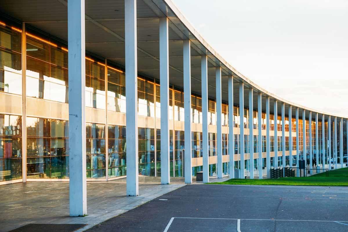 Capital City Academy Building