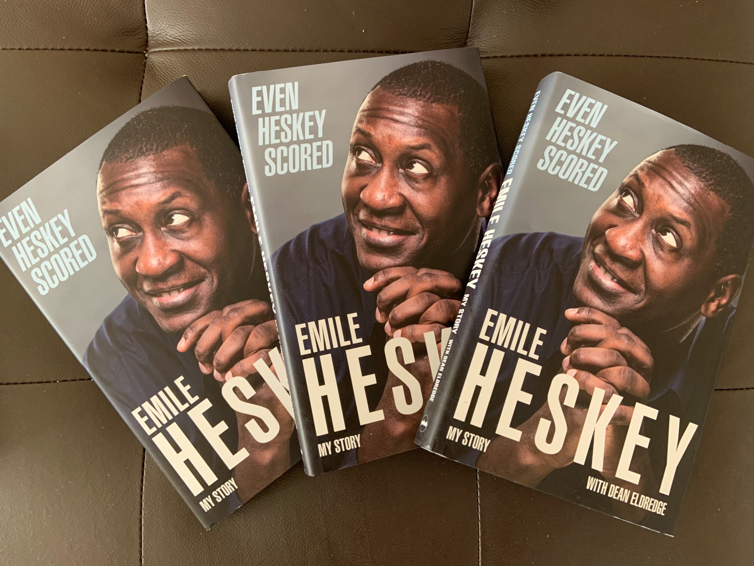 Emile Heskey Autobiography Even Heskey Scored
