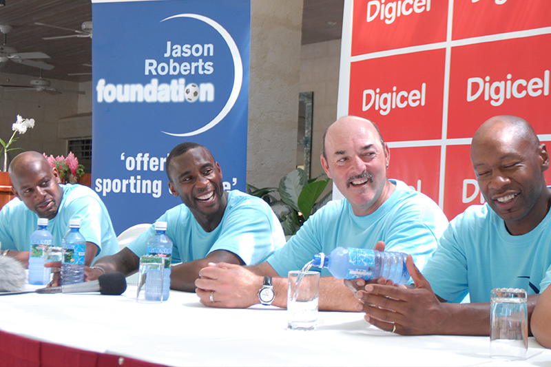 St. George's University hosts Liverpool Legends